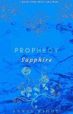 Prophecy - Sapphire by AnnaGiusti