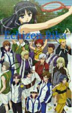 ECHIZEN RIKA (prince of tennis story) by sasaki_Senna
