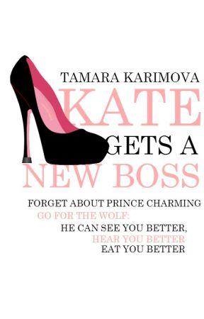Kate Gets a New Boss by TamaraKarimova