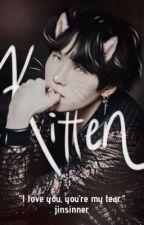 Kitten » Yoongi  by jinsinner
