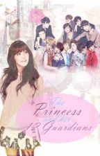 The Princess and her 12 Guardians [EXO FF] (BOOK 1 complete) by madieenic
