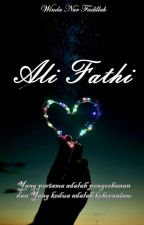 Ali Fathi by WindaNadhila
