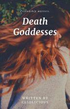 Death Goddesses by Averill_Enya
