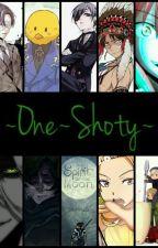 ~One~Shoty~ ZAWIESZONE by Psychic_Trio