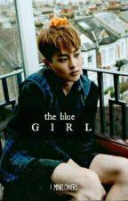 [ hiatus ] the blue girl; xiumin by MinFlowers