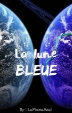 La lune bleue by LaPlumaAzul