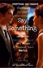 Say Something- The Fosters Brallie by fosterscrazy