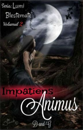 Impatiens animus (Lumi Blestemate #2) by D-and-G