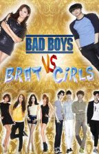 Bad Boys Vs Brat Girls by sanluispm
