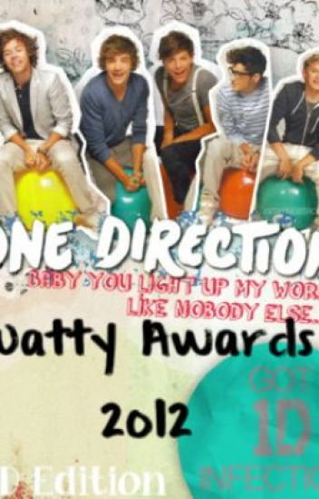 1D Watty 'Mini'  Awards