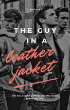 The Guy in a Leather Jacket by lonelyheartKe