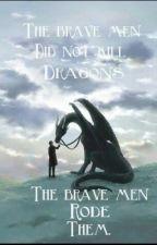 dragon rider by venom221