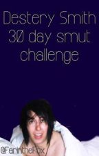 Destery smith / capndesdes | 30 day smut challenge  by FarintheFox