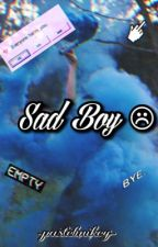 Sad Boy ☹ ↠ Gawsten by -PastelMikey-