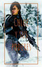 Chloe y sus poderes by VictoriaSisa898
