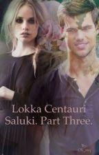 Lokka Centauri Saluki. Part three.  by Oli_mq