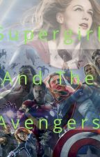Supergirl and the Avengers by JessieMcnorton