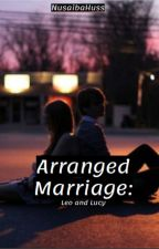 Arranged Marriage (Completed) by nusaiba1976