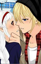A Kack Handed Love by Shiokaze15