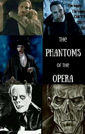 The Phantoms of the Opera And The Things They Do To Annoy Nadir. by pippa_writes