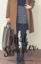 Mid-Semester // A Scott Mccall Story. by thelittlestkitsune