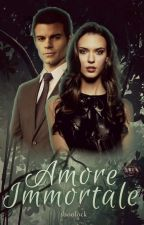 Amore Immortale - Elijah Mikaelson by sboolock