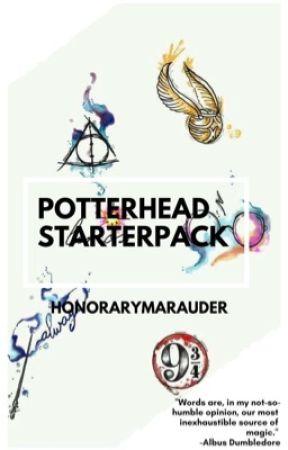 Potterhead StarterPack by _ryder_