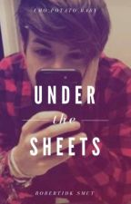 Under The Sheets(RobertIDK Smut) by Emo_Potato_Baby