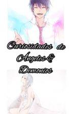 "Curiosidades de ""Ángeles & Demonios"" by Honey_Daniels"