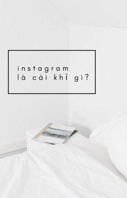 seventeen   instagram là cái khỉ gì?