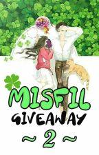 Misfil Giveaway 2 by misfil