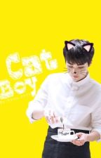 Cat boy || xiuchen by byun_rory