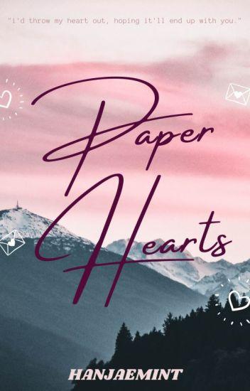 Paper Hearts ➳ cai xukun ☑