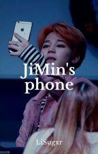 JiMin's phone [YoonMin] by LiSugxr