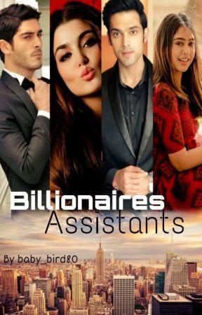 Billionaires Assistants  by baby_bird80