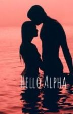 Hello Alpha by chawley