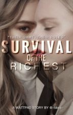 SURVIVAL OF THE RICHEST (2019) by -eggoslove