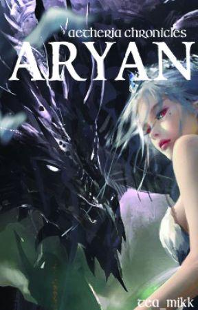 Aetheria Chronicles: Aryan by tea_mikk