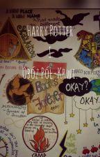 Harry Potter i obóz pół-krwi by misiomisiaczek