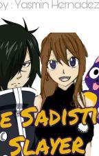 The Sadistic Slayer (Rogue X Oc) by justyazjaz