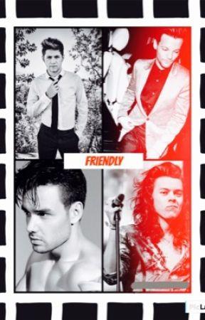 Friendly (One Direction Gay AU)  by GayInfection
