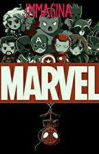 Immagina Marvel by crazyotakuarmy_