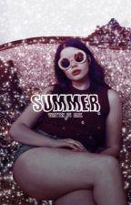 SUMMER,      fan casts. by bramsgreenfeld
