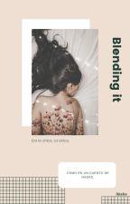 Blending it | j.b by ibiebs
