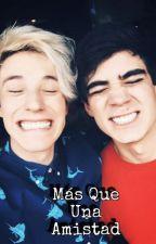 Más Que Una Amistad by abi_ross16