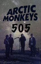 505 - Alex Turner by dontbelievethehyp3
