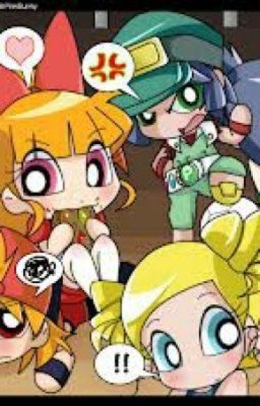 Powerpuff Girls Z & Rowdyruff Boys Z