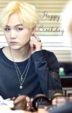 Happy Birthday // Suga Smut by imokayatfanfic