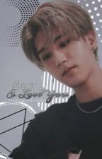 Say, I Love You ; Stray Kids Jisung Fanfic ✔️ by loading_not_today