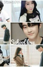 School love(Kevin Moon Fanfic) by Caleighfanfics